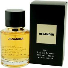 Jil Sander 4 by Jil Sander Eau de Parfum Spray 3.4 oz