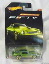 1981 Chevrolet Camaro 1:64 Scale Model From Camaro Fifty Series by Hotwheels