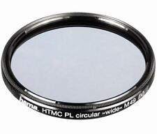 Hama Polarising Filter Round Circular Pro Glass Wide 4.5 mm 55 mm C14 Coated