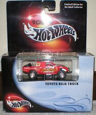 Hot Wheels Cool Collectibles Limited Edition Toyota Baja Truck Red NRFB