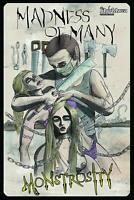 Madness of Many / Monstrosity - 2 DVD Black Lava