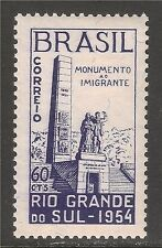 Brazil #779 (A330) VF MINT LH -1954 60c Monument Of The Immigrants