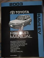 Rav4 Ev Repair Manual 2003 RM1003U