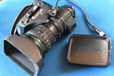 Fujinon A17x7,8BERM-M28C Broadcast B4 z.B. für Panasonic HPX 2100 Sony PXW