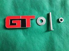 toyota GT grille emblem badge NEW corolla dx gl te71 ke70 ae70