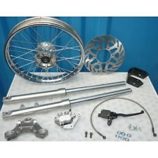 FRONT FORKS SET - MODERNISATION DISC BRAKE - (JAWA 350/638,632)