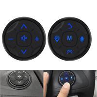 10 Key Car Universal Steering Wheel Controller Wireless Music DVD GPS Navig E6Z1