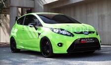 "Paraurti anteriore Tuning FORD FIESTA MK7 ""Focus RS look"" 08-13 +FENDI + GRIGLIA"
