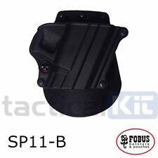 New Fobus Springfield XD XDM MINI Paddle Holster UK Seller SP-11 B