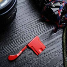 for Fujifilm X100F  X-Pro2 Camera Metal Thumb-up Grip, Red Color