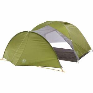 Big Agnes Blacktail 3 Hotel Tent: 3-Person 3-Season