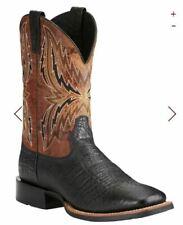 Ariat Mens Arena Rebound Elephant Print Cowboy Boots 10021678 Many Sizes ~ NEW