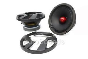 """Pioneer TS-M800PRO 700 Watt Pro Series 8"""" Mid-Bass Mid-Range Drivers Speakers"""
