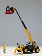 1:50 Universal Hobbies UH Komatsu WH613 With Fork Construction metal Model