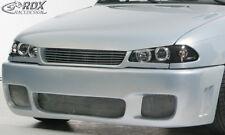 RDX Motorhaubenverlängerung OPEL Astra F Metall Böser Blick Haubenverlängerung