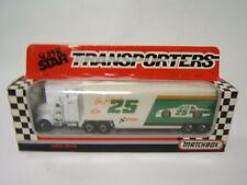 Matchbox Transporters 1991 CY 104 Ken Schrader MIB