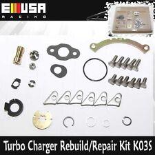 Turbo Turbo Charger  Rebuild / Repair Kit fit K03S  VW Golf MK4 GTi