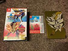 Nintendo Switch Pokemon Dual Pack (BOX ONLY)
