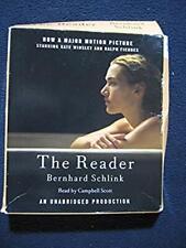 The Reader Schlink, Bernhard; Scott, Campbell and Janeway, Carol [Audio CD]