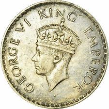 [#739168] Coin, INDIA-BRITISH, George VI, Rupee, 1938, AU, Silver, KM:555