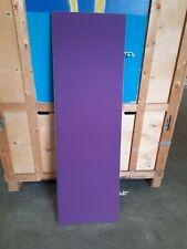 Desk Divider Office partition privacy panel screen - purple - 160cm