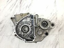 09 2009 KAWASAKI KX250F OEM LEFT SIDE CRANKCASE GEAR BOX CASE BOTTOM END BLOCK