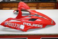 "Polaris 2006 RMK 700 151"" IQ Fusion Hood Red Switchback 156-3"