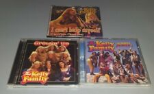 CD Paket 3 x The Kelly Family - Almost Heaven - Growin' Up - I can't hely myself