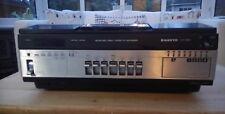 Vintage Sanyo VTC 9300PN Betamax Video Recorder