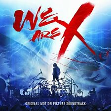 X JAPAN - We Are X Soundtrack [CD]