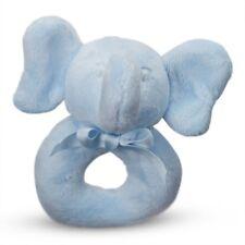 Ralph LAUREN Bebé Niño Peluche Elefante Azul Sonajero BNWT