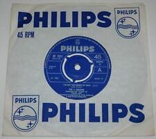 THE 4 SEASONS, I'VE GOT YOU UNDER MY SKIN*HUGGIN' MY PILLOW, 1966 PHILIPS 1511