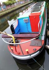 36 FT  project narrow boat canal river boat barge live aboard narrowboat cruiser