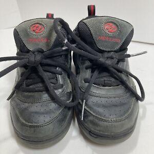 Heelys  Boys Youth Black SKATE Shoes Size 6