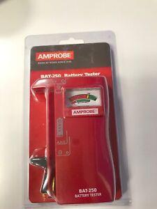Amprobe BAT-250 Battery Tester Basic pack