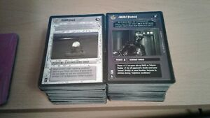 Decipher Star Wars CCG Premiere  Limited Edition 324 Card Set