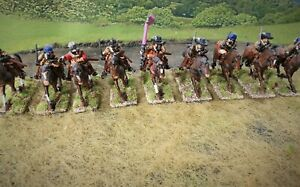 ECW:  28mm English Civil War  Sir Horatio Cary's Regiment of Horse