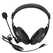 Kenwood 2-Pin Headset Earpiece for Baofeng UV5R Retevis H777 Two Way Radios