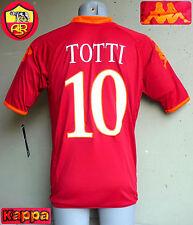 Maillot préparé TOTTI - AS ROMA - 2009/10 – XL - COLLECTOR