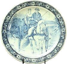 Delft & Niederlande-Keramiken Teller