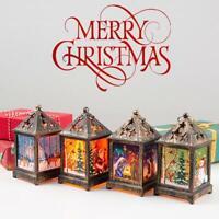 Frohe Weihnachten Led Lichter Anhänger Tropfen Ornamente Dekor für Zuhause