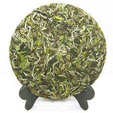 Promotion! Green Food Puer Tea White Tea cake 350g Sessile Silver Needle Tea