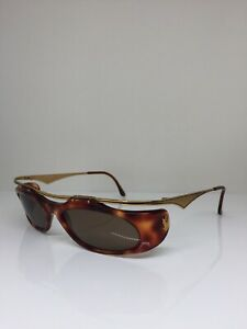 New Vintage Yves Saint Laurent YSL 6509 Sunglasses C. Y 553 Tortoise w/ Gold