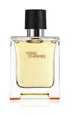 New Terre D' Hermes 1.6oz Men's Eau de Toilette Authentic Retail $86