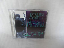 CD: John Mayall - Blue for you