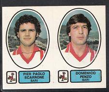 PANINI CALCIATORI FOOTBALL Adesivo 1977-78, N. 375-BARI-Pier Paolo Annalisa