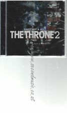 CD--KANYE & JAY-Z WEST--    THE THRONE   2