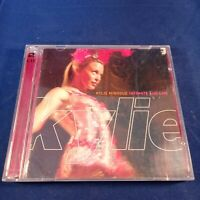 CD Kylie Minogue Kylie Intimate and Live 2 CDs Double Pack
