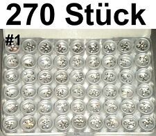 270x 3D NAGELSTICKER STRASS NAGELTATTOO NAGEL STICKER TATTOO NAIL ART Bindi #1