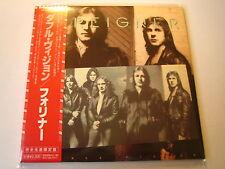 "FOREIGNER ""Double Vision""  Japan mini LP CD"